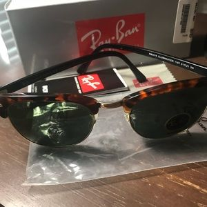 Ray-Ban Accessories - Ray Ban Clubmaster